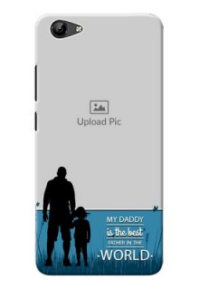 Vivo Y71i Personalized Mobile Covers: best dad design