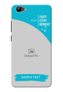Vivo Y71i Personalized Phone Covers: Happy Moment Design