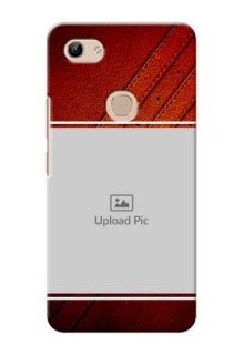 Vivo Y81 Back Covers: Leather Phone Case Design