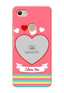Vivo Y81 Personalised mobile covers: Love Doodle Design