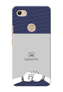 Vivo Y81 Mobile Covers Online with Best Friends Design