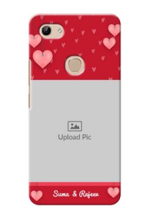Vivo Y81 Mobile Back Covers: Valentines Day Design