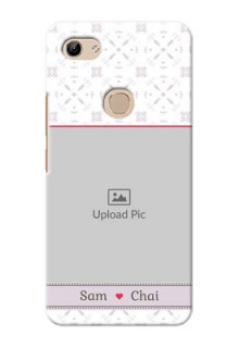 Vivo Y81 Phone Cases with Photo and Ethnic Design