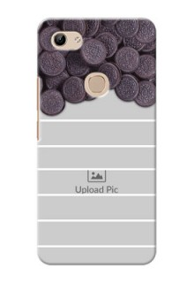 Vivo Y81 Custom Mobile Covers with Oreo Biscuit Design
