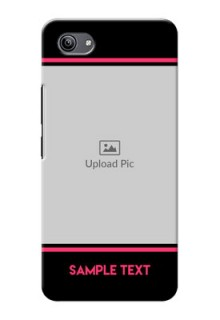 Vivo Y81i Mobile Covers With Add Text Design