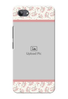 Vivo Y81i Back Covers: Premium Floral Design
