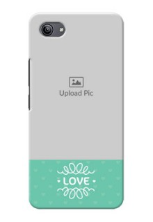 Vivo Y81i mobile cases online: Lovers Picture Design