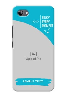 Vivo Y81i Personalized Phone Covers: Happy Moment Design