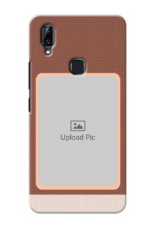 Vivo Y83 Pro Phone Covers: Simple Pic Upload Design