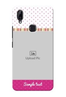 Vivo Y83 Pro custom mobile cases: Cute Girls Cover Design
