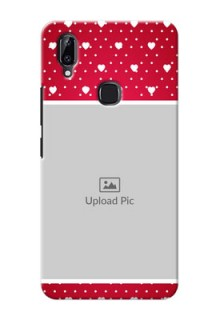 Vivo Y83 Pro custom back covers: Hearts Mobile Case Design