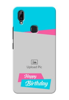 Vivo Y83 Pro Mobile Covers: Image Holder with 2 Color Design