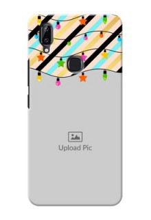 Vivo Y83 Pro Personalized Mobile Covers: Lights Hanging Design
