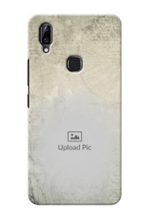 Vivo Y83 Pro custom mobile back covers with vintage design