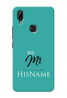 Vivo Y83 Pro Custom Phone Case Mr with Name