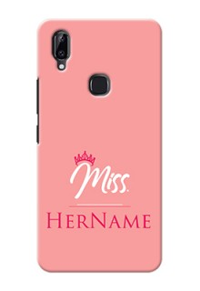 Vivo Y83 Pro Custom Phone Case Mrs with Name