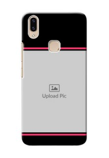 Vivo Y85 Mobile Covers With Add Text Design