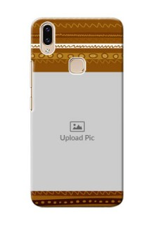 Vivo Y85 Mobile Covers: Friends Picture Upload Design