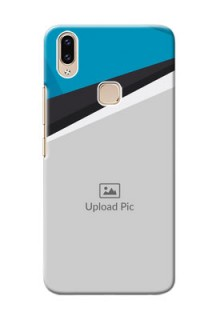 Vivo Y85 Back Covers: Simple Pattern Photo Upload Design