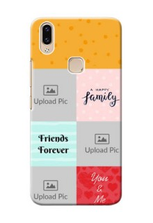 Vivo Y85 Customized Phone Cases: Images with Quotes Design