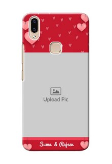 Vivo Y85 Mobile Back Covers: Valentines Day Design