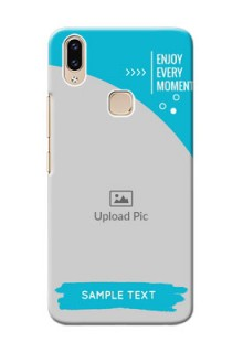 Vivo Y85 Personalized Phone Covers: Happy Moment Design