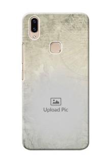 Vivo Y85 custom mobile back covers with vintage design