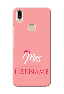 Vivo Y85 Custom Phone Case Mrs with Name