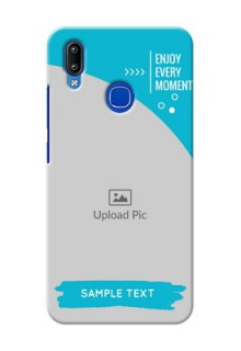 Vivo Y91 Personalized Phone Covers: Happy Moment Design