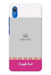 Vivo Y91i custom mobile cases: Cute Girls Cover Design