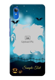 Vivo Y91i Personalised Phone Cases: Halloween frame design