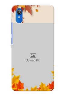 Vivo Y91i Mobile Phone Cases: Autumn Maple Leaves Design