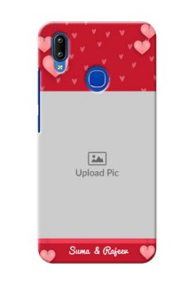 Vivo Y93 Mobile Back Covers: Valentines Day Design