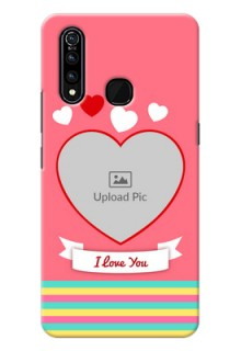 Vivo Z1 Pro Personalised mobile covers: Love Doodle Design