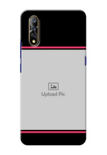 Vivo Z1x Mobile Covers With Add Text Design