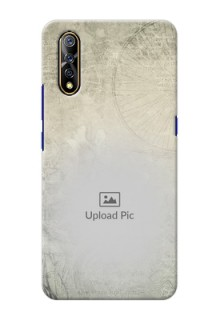 Vivo Z1x custom mobile back covers with vintage design