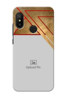 Mi A2 Lite mobile phone cases: Gradient Abstract Texture Design