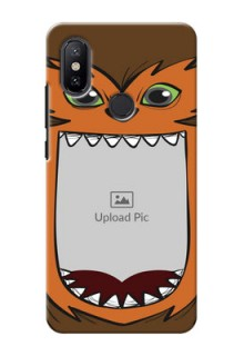 Xiaomi Mi A2 owl monster backcase Design