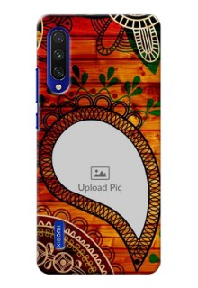 Mi A3 custom mobile cases: Abstract Colorful Design
