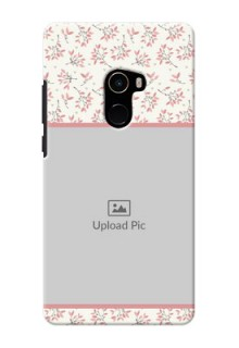 Mi MIX 2 Back Covers: Premium Floral Design