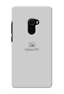 Mi MIX 2 Custom Mobile Cover: Upload Full Picture Design