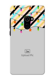 Mi MIX 2 Personalized Mobile Covers: Lights Hanging Design