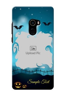 Mi MIX 2 Personalised Phone Cases: Halloween frame design