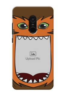 Xiaomi Note 4 owl monster backcase Design