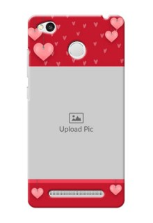 Xiaomi Redmi 3S Prime valentines day couple Design