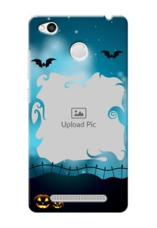 Xiaomi Redmi 3S Prime halloween design with designer frame Design
