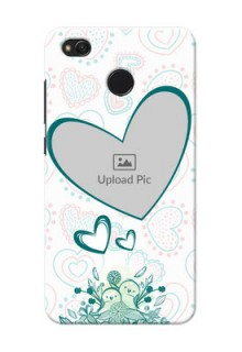 Xiaomi Redmi 4 Couples Picture Upload Mobile Case Design