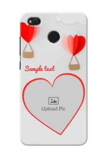 Xiaomi Redmi 4 Love Abstract Mobile Case Design