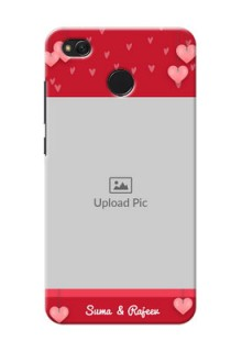 Xiaomi Redmi 4 valentines day couple Design