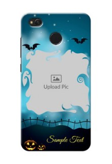 Xiaomi Redmi 4 halloween design with designer frame Design
